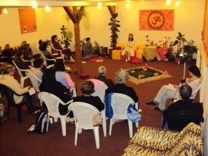 Seminar - Centrul de Meditaţie şi Yoga Kamala
